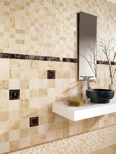 El ba o y la cocina - Cubrir azulejos bano ...