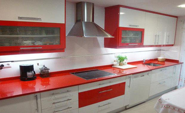 El ba o y la cocina for Muebles de cocina juan carlos madrid